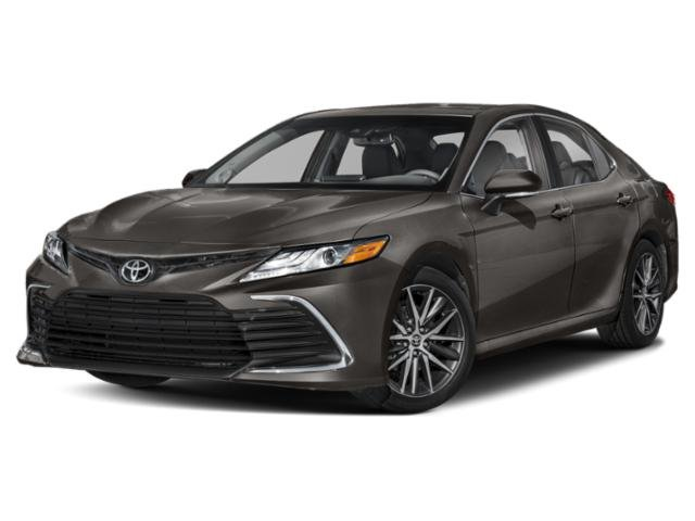 2021 Toyota Camry XLE XLE Auto Regular Unleaded I-4 2.5 L/152 [7]