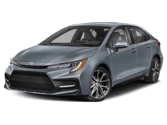 2021 Toyota Corolla SE SE CVT Regular Unleaded I-4 2.0 L/121 [1]