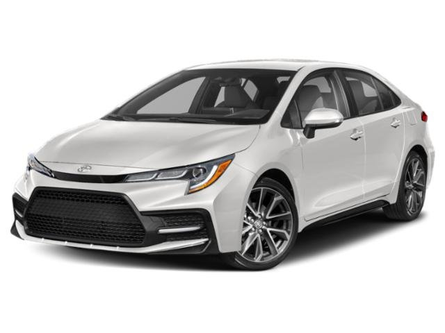 2021 Toyota Corolla SE SE CVT Regular Unleaded I-4 2.0 L/121 [12]