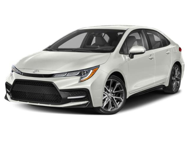 2021 Toyota Corolla SE SE CVT Regular Unleaded I-4 2.0 L/121 [6]