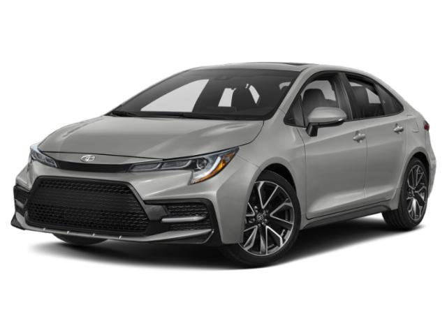 2021 Toyota Corolla SE SE CVT Regular Unleaded I-4 2.0 L/121 [11]