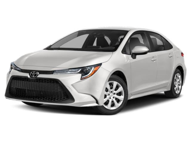 2021 Toyota Corolla LE LE CVT Regular Unleaded I-4 1.8 L/110 [17]