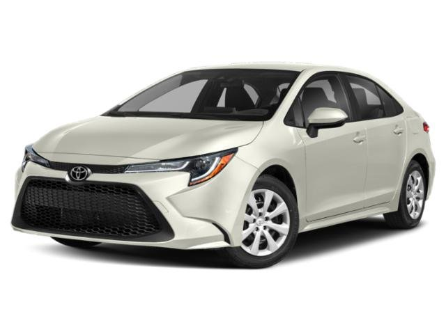 2021 Toyota Corolla LE LE CVT Regular Unleaded I-4 1.8 L/110 [15]