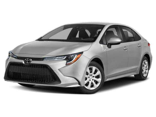 2021 Toyota Corolla LE LE CVT Regular Unleaded I-4 1.8 L/110 [4]