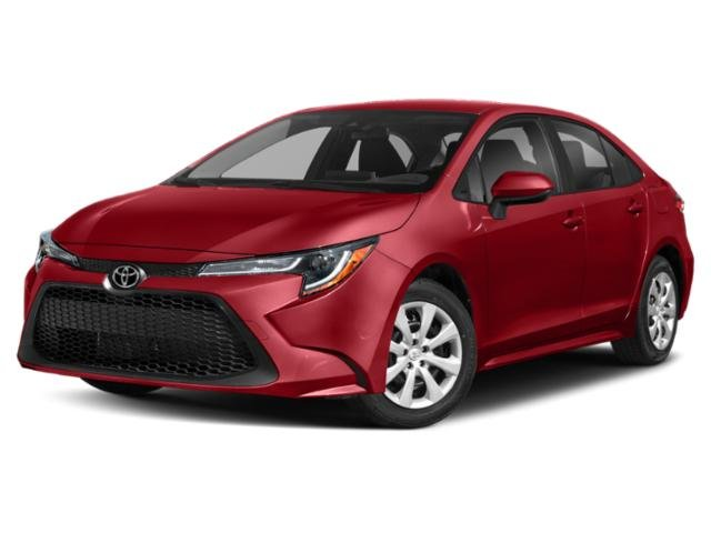 2021 Toyota Corolla LE LE CVT Regular Unleaded I-4 1.8 L/110 [20]