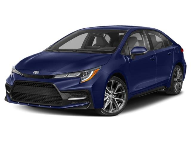 2021 Toyota Corolla SE SE CVT Regular Unleaded I-4 2.0 L/121 [9]