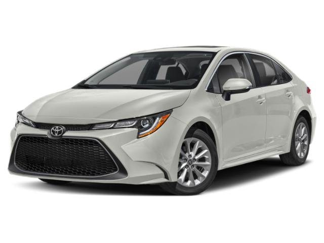 2021 Toyota Corolla XLE XLE CVT Regular Unleaded I-4 1.8 L/110 [3]