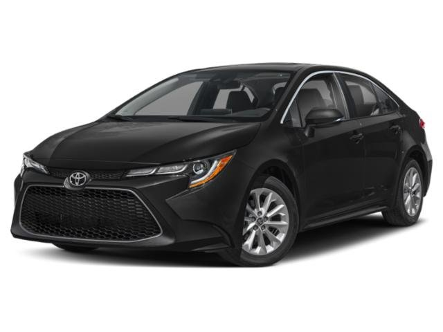 2021 Toyota Corolla XLE XLE CVT Regular Unleaded I-4 1.8 L/110 [19]