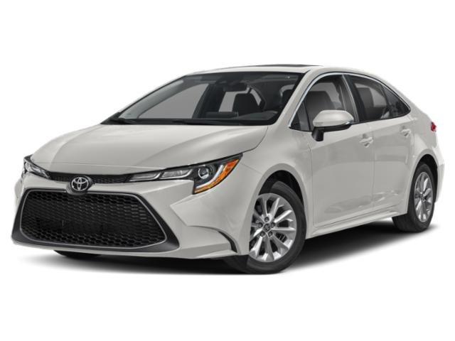 2021 Toyota Corolla XLE XLE CVT Regular Unleaded I-4 1.8 L/110 [2]