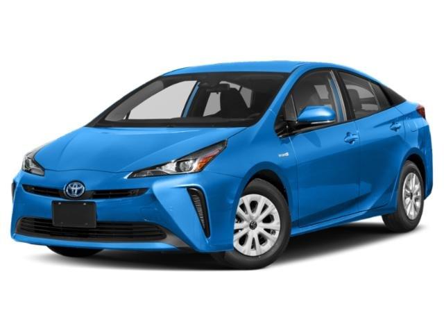 2021 Toyota Prius LE LE Gas/Electric I-4 1.8 L/110 [16]