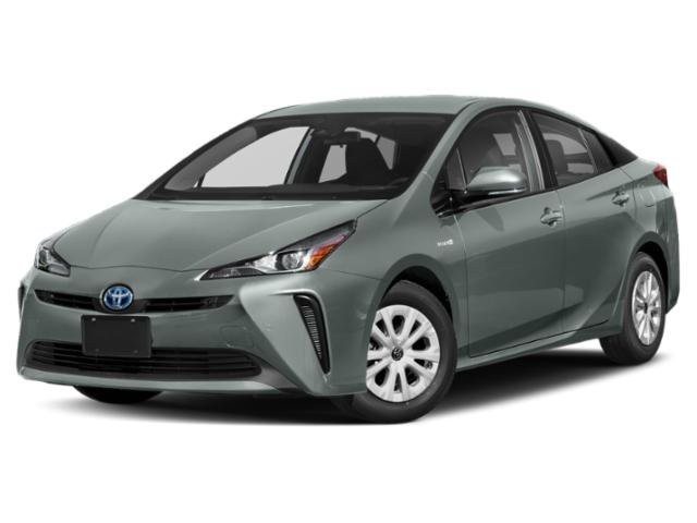 2021 Toyota Prius L Eco L Eco Gas/Electric I-4 1.8 L/110 [8]