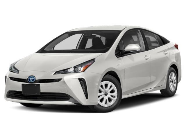 2021 Toyota Prius LE LE Gas/Electric I-4 1.8 L/110 [7]