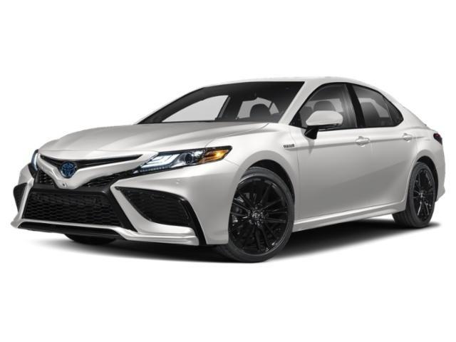 2021 Toyota Camry Hybrid SE Hybrid SE CVT Gas/Electric I-4 2.5 L/152 [0]