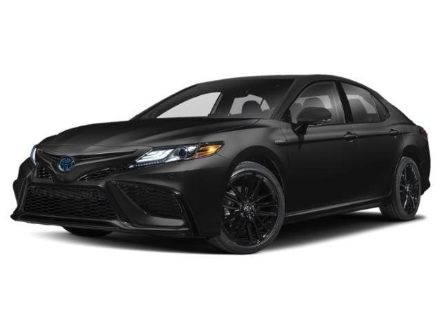 2021 Toyota Camry Hybrid SE Hybrid SE CVT Gas/Electric I-4 2.5 L/152 [7]