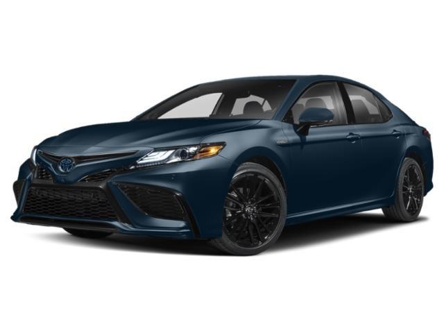 2021 Toyota Camry Hybrid SE Hybrid SE CVT Gas/Electric I-4 2.5 L/152 [1]