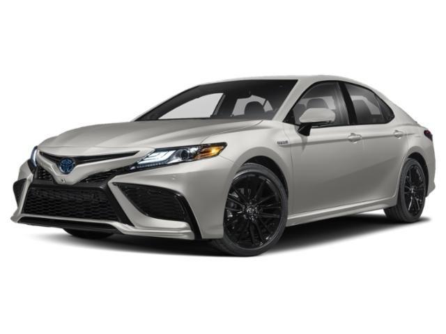 2021 Toyota Camry Hybrid XSE Hybrid XSE CVT Gas/Electric I-4 2.5 L/152 [9]