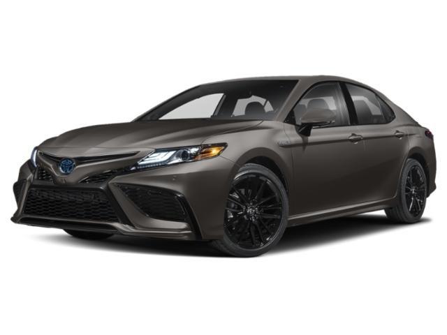 2021 Toyota Camry Hybrid XSE Hybrid XSE CVT Gas/Electric I-4 2.5 L/152 [0]