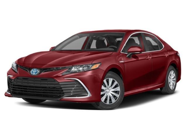 2021 Toyota Camry Hybrid LE Hybrid LE CVT Gas/Electric I-4 2.5 L/152 [18]