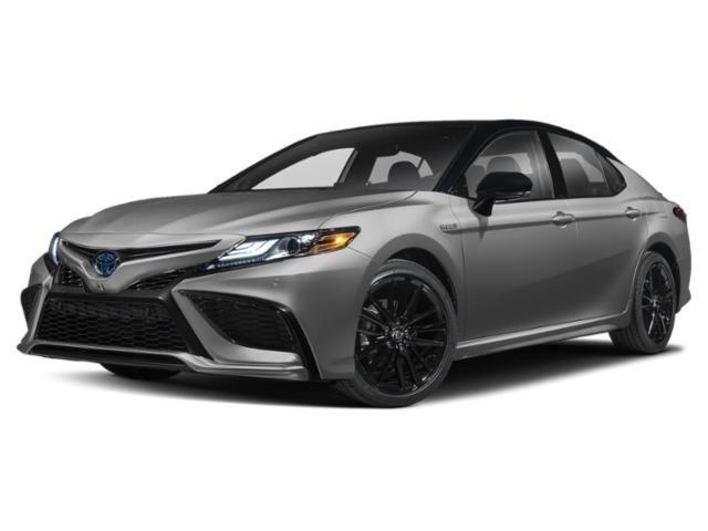 2021 Toyota Camry Hybrid XSE Hybrid XSE CVT Gas/Electric I-4 2.5 L/152 [6]