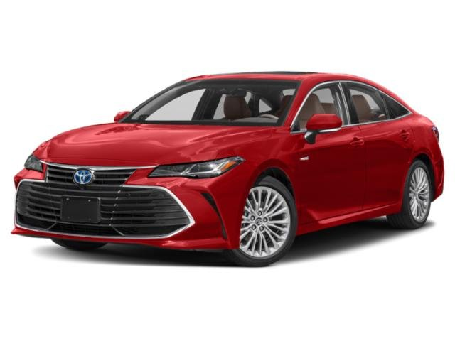2021 Toyota Avalon Hybrid Limited Hybrid Limited FWD Gas/Electric I-4 2.5 L/152 [5]