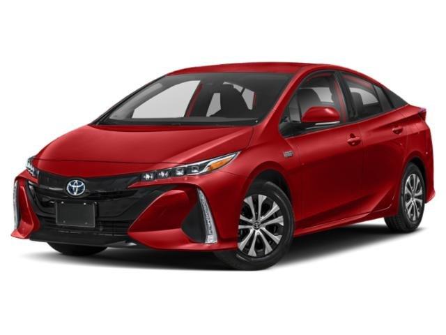 2021 Toyota Prius Prime XLE XLE Gas/Electric I-4 1.8 L/110 [7]