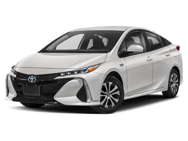 2021 Toyota Prius Prime LE LE Gas/Electric I-4 1.8 L/110 [0]