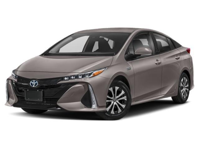 2021 Toyota Prius Prime LE LE Gas/Electric I-4 1.8 L/110 [9]
