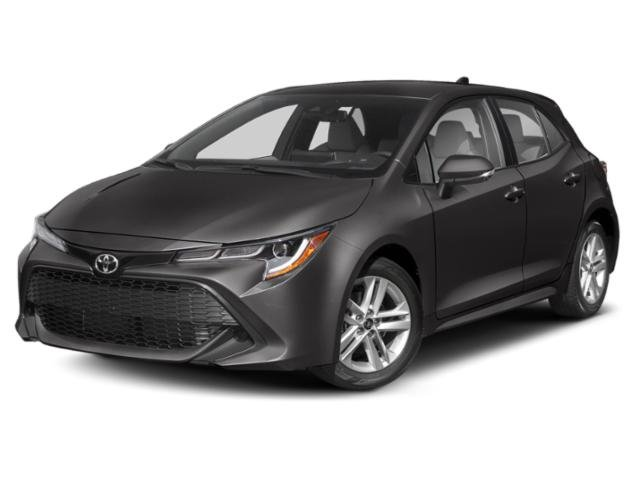 2021 Toyota Corolla Hatchback SE SE CVT Regular Unleaded I-4 2.0 L/121 [14]