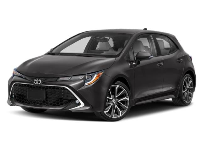 2021 Toyota Corolla Hatchback XSE XSE CVT Regular Unleaded I-4 2.0 L/121 [7]