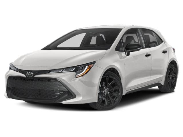 2021 Toyota Corolla Hatchback Nightshade Nightshade CVT Regular Unleaded I-4 2.0 L/121 [21]