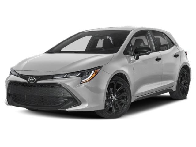 2021 Toyota Corolla Hatchback SE Nightshade