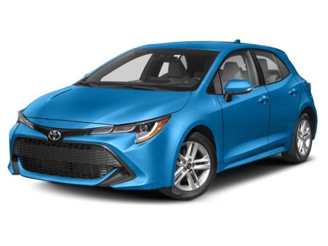 2021 Toyota Corolla Hatchback SE SE CVT Regular Unleaded I-4 2.0 L/121 [3]