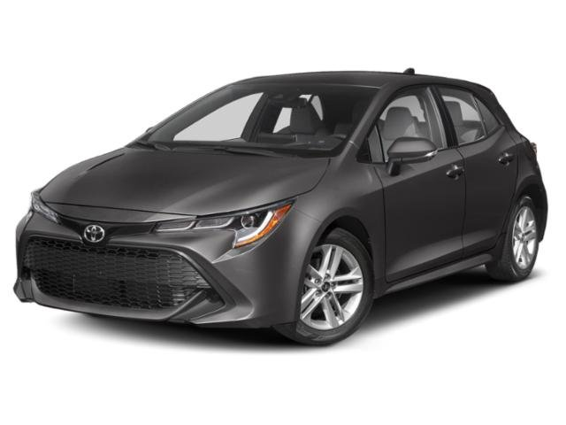 2021 Toyota Corolla Hatchback SE SE Manual Regular Unleaded I-4 2.0 L/121 [2]