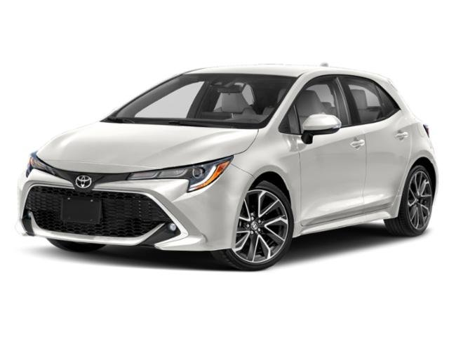 2021 Toyota Corolla Hatchback XSE XSE Manual Regular Unleaded I-4 2.0 L/121 [4]