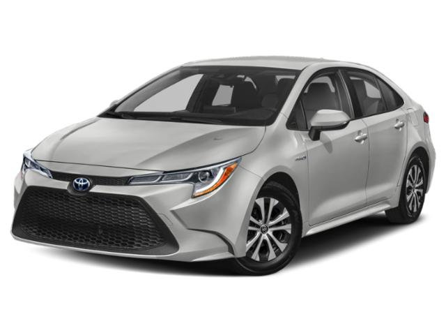 2021 Toyota Corolla Hybrid LE Hybrid LE CVT Gas/Electric I-4 1.8 L/110 [3]
