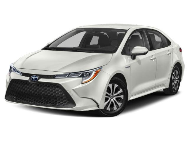 2021 Toyota Corolla Hybrid LE Hybrid LE CVT Gas/Electric I-4 1.8 L/110 [13]