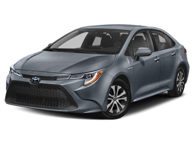 2021 Toyota Corolla Hybrid LE Hybrid LE CVT Gas/Electric I-4 1.8 L/110 [5]