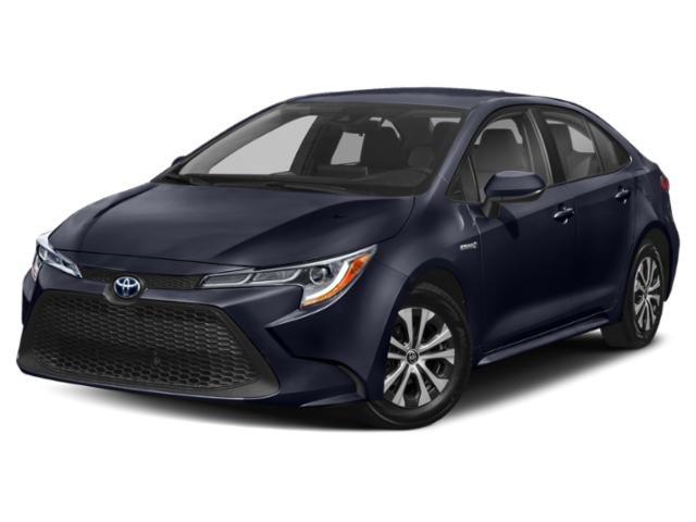 2021 Toyota Corolla Hybrid LE Hybrid LE CVT Gas/Electric I-4 1.8 L/110 [7]