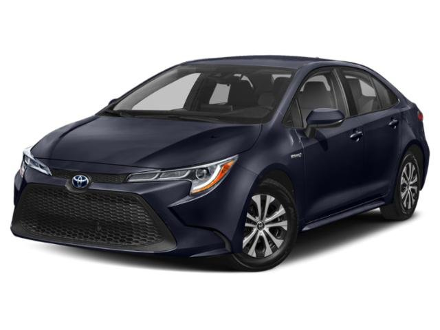 New 2021 Toyota Corolla Hybrid in Gallup, NM