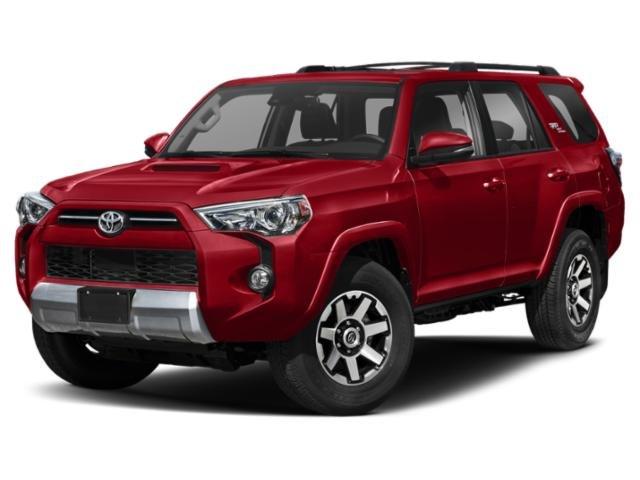 2021 Toyota 4Runner TRD Off Road Premium TRD Off Road Premium 4WD Regular Unleaded V-6 4.0 L/241 [10]