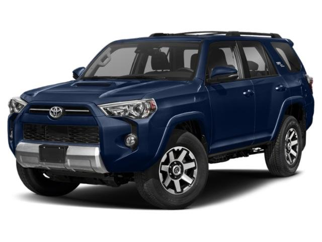 2021 Toyota 4Runner TRD Off Road TRD Off Road 4WD Regular Unleaded V-6 4.0 L/241 [3]
