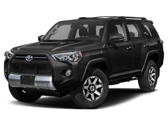 2021 Toyota 4Runner TRD Off Road TRD Off Road 4WD Regular Unleaded V-6 4.0 L/241 [0]
