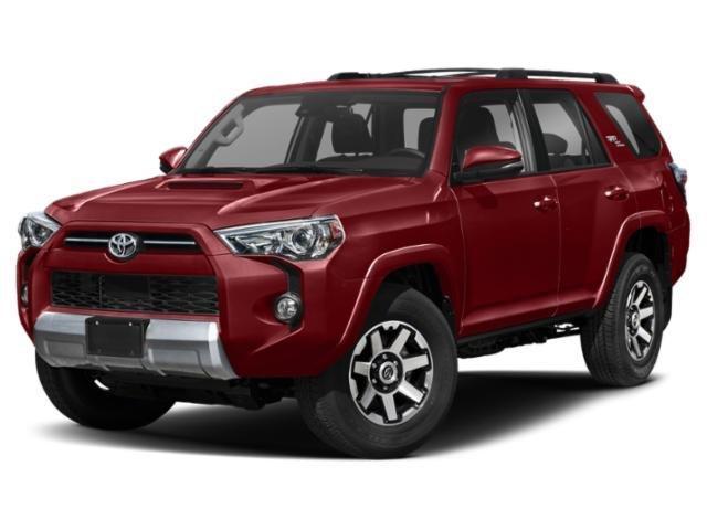 2021 Toyota 4Runner TRD Off Road Premium TRD Off Road Premium 4WD Regular Unleaded V-6 4.0 L/241 [4]