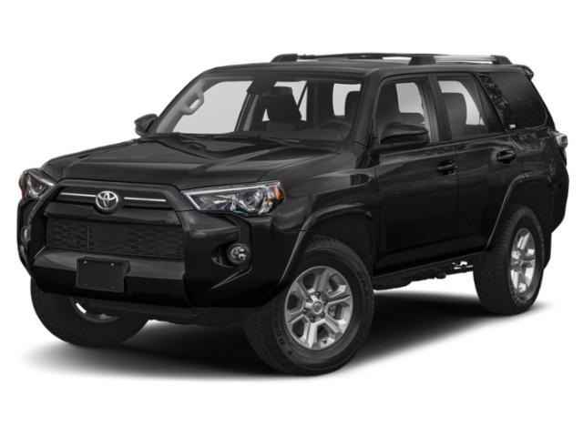 2021 Toyota 4Runner SR5 Premium SR5 Premium 2WD Regular Unleaded V-6 4.0 L/241 [0]