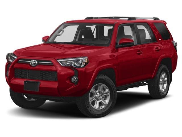 2021 Toyota 4Runner SR5 Premium SR5 Premium 2WD Regular Unleaded V-6 4.0 L/241 [2]
