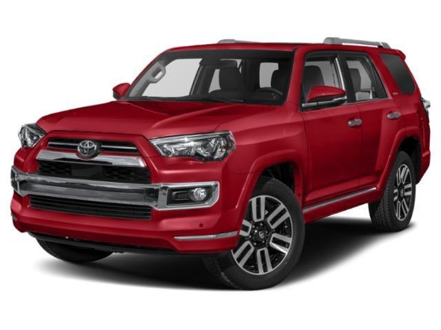 2021 Toyota 4Runner Limited Limited 4WD Regular Unleaded V-6 4.0 L/241 [17]