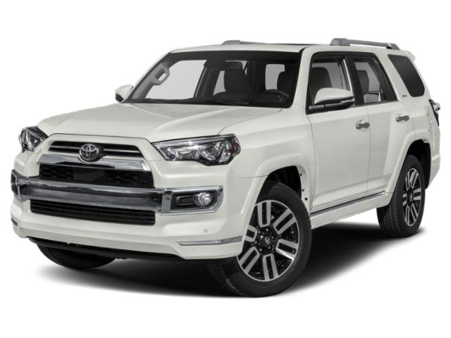 2021 Toyota 4Runner Limited Limited 4WD Regular Unleaded V-6 4.0 L/241 [0]
