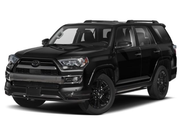 2021 Toyota 4Runner Nightshade Nightshade 4WD Regular Unleaded V-6 4.0 L/241 [1]