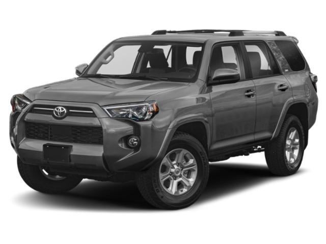 2021 Toyota 4Runner SR5 Premium SR5 Premium 4WD Regular Unleaded V-6 4.0 L/241 [9]