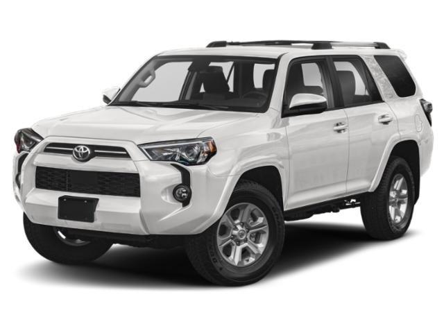 2021 Toyota 4Runner SR5 Premium SR5 Premium 4WD Regular Unleaded V-6 4.0 L/241 [1]